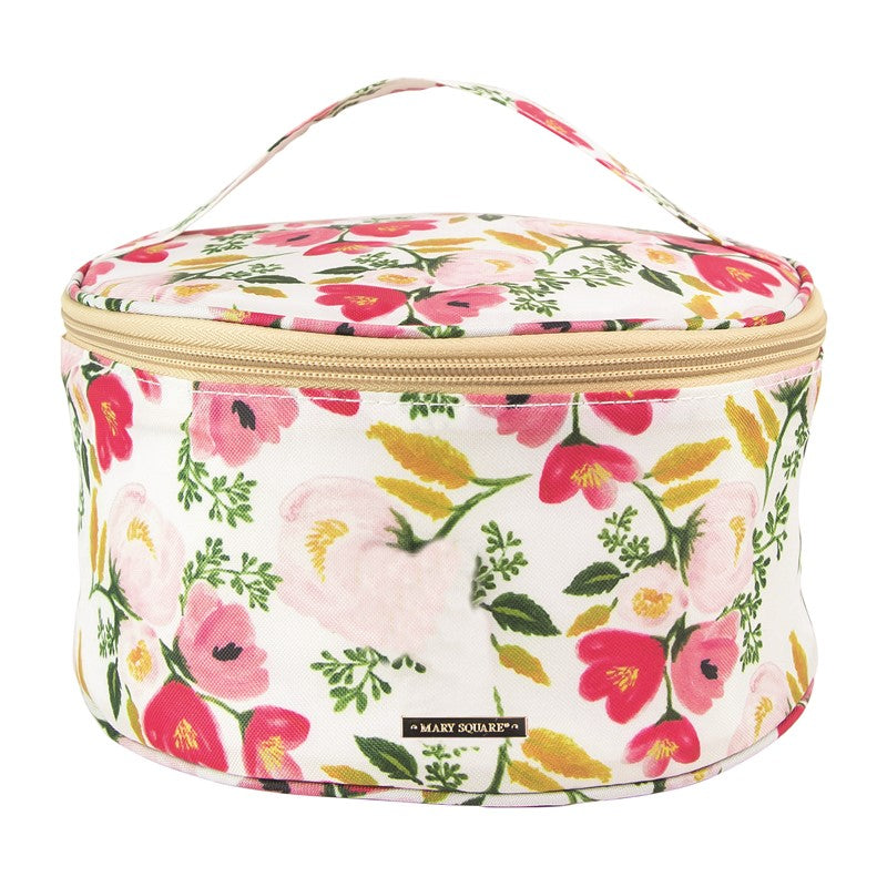 Round Make Up Case - Lancaster Meadows