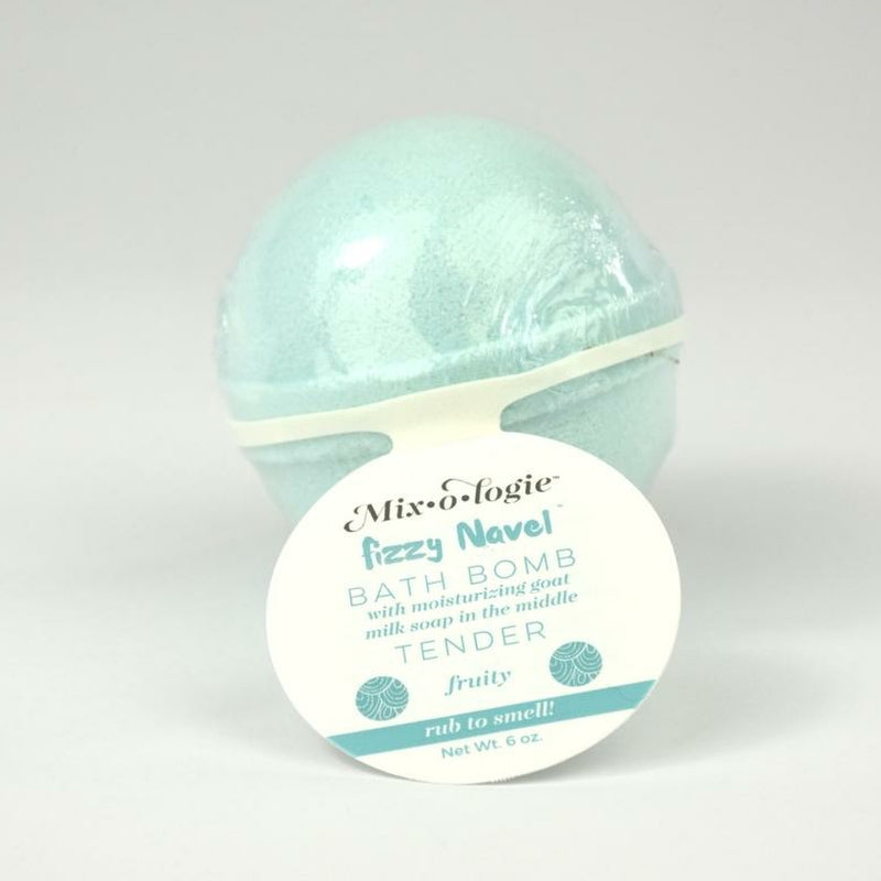 TENDER All Natural Fizzy Navel Bath Bomb