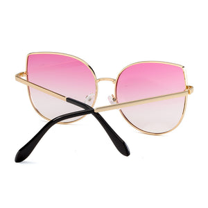 Ombre Cat Eye Sunglasses - Various Colors Available!