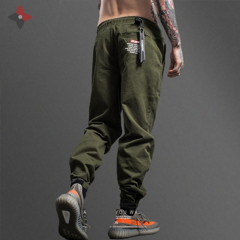 Altered State X Decoy Green Joggers