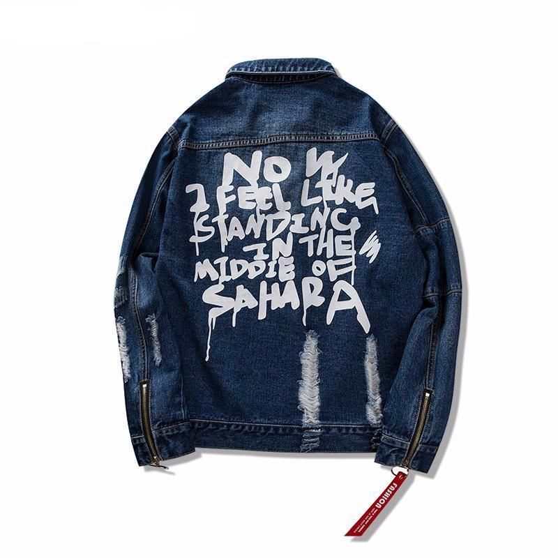'Sahara' Denim Jacket