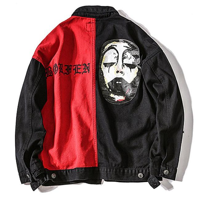 Twisted Mime Jacket
