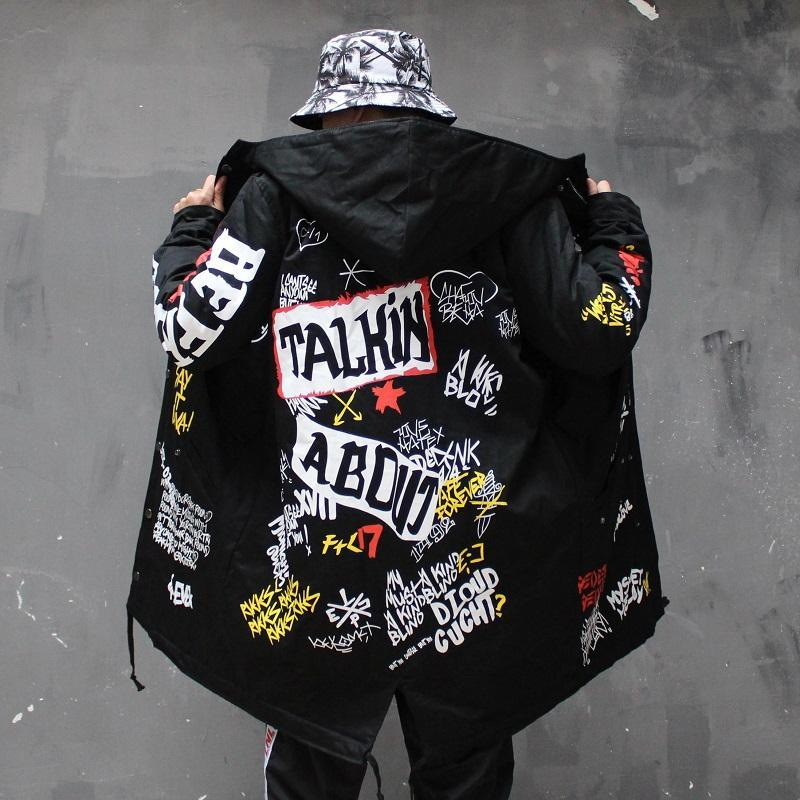 'Tagged' Jacket
