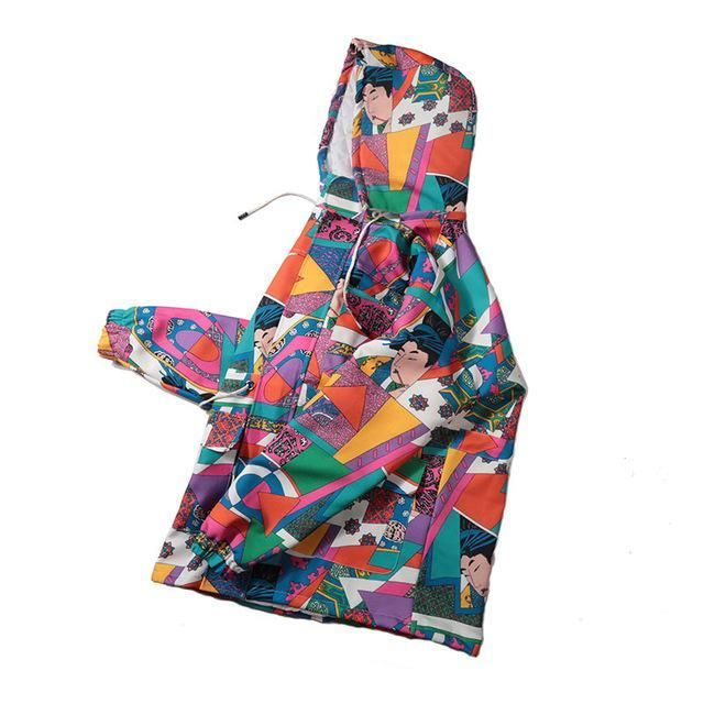 'Techni' Raincoat