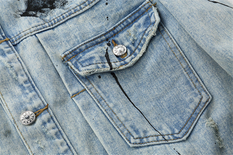 'Risuka' Denim Jacket