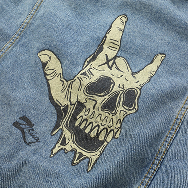 'Litmar' Denim Jacket