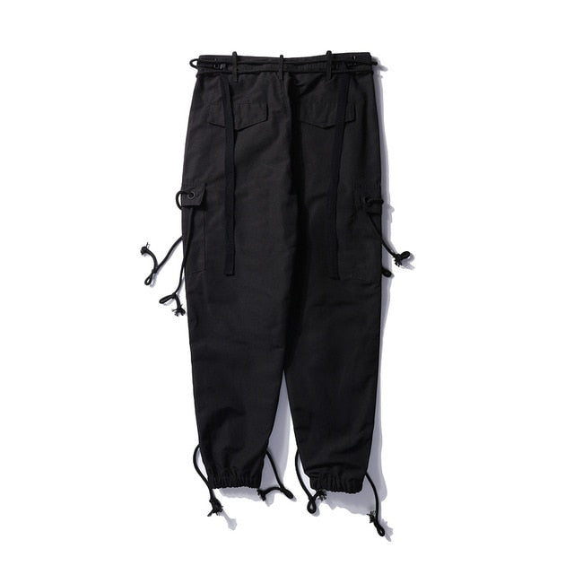 'Okzi' Laced Pants