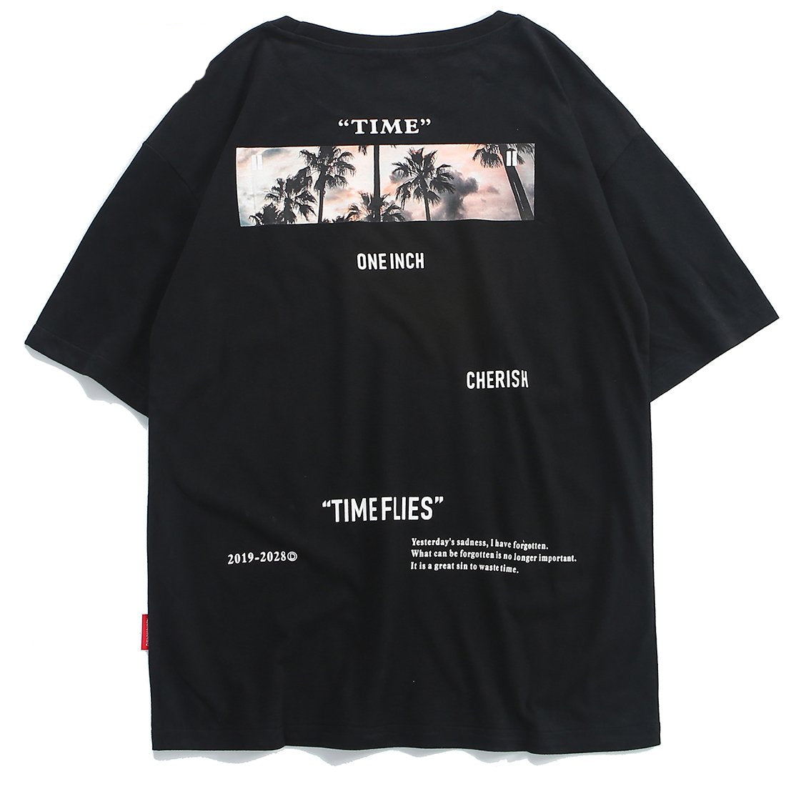 ContraX 'Time' Tee