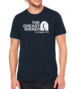 Men's | The Greasy Wiener Face | Crew