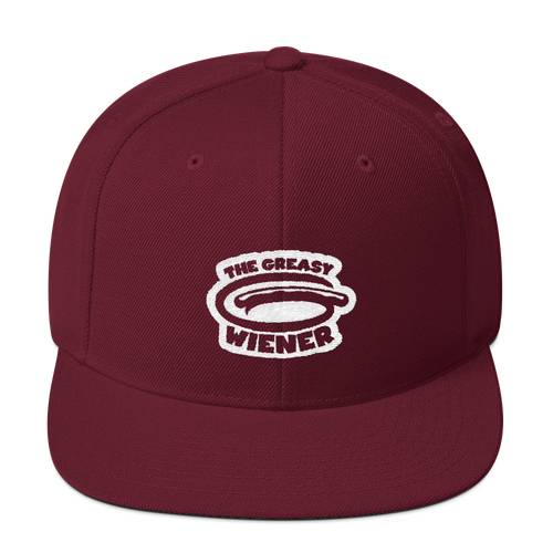 Accessory | The Greasy Wiener | Snapback