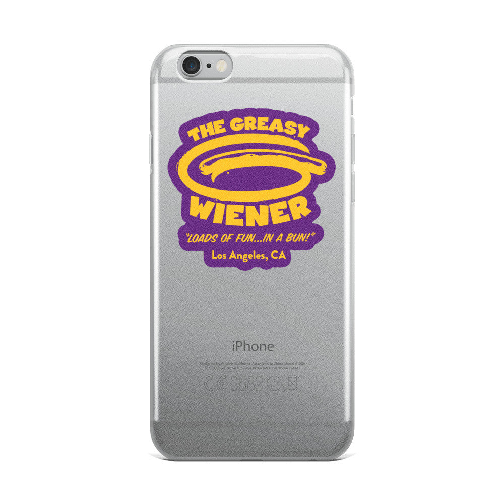 Accessory | Laker Lover Logo | iPhone 5/5s/Se, 6/6s, 6/6s Plus Case