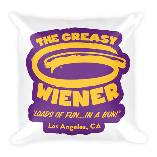 Accessory | Laker Lover Logo | Pillow