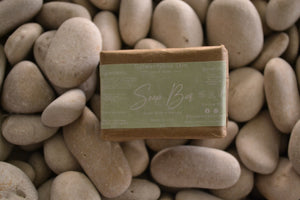 Goat Milk and Honey Soap Bar