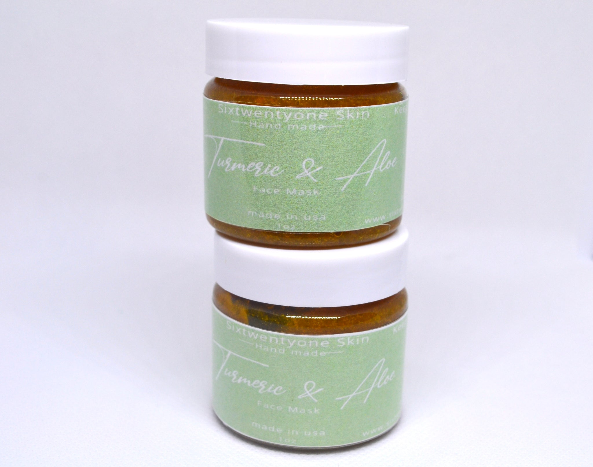 SSkin Tumeric and Aloe Glow Mask