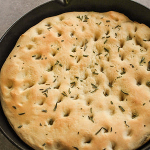 Rosemary and Garlic Focaccia Bread