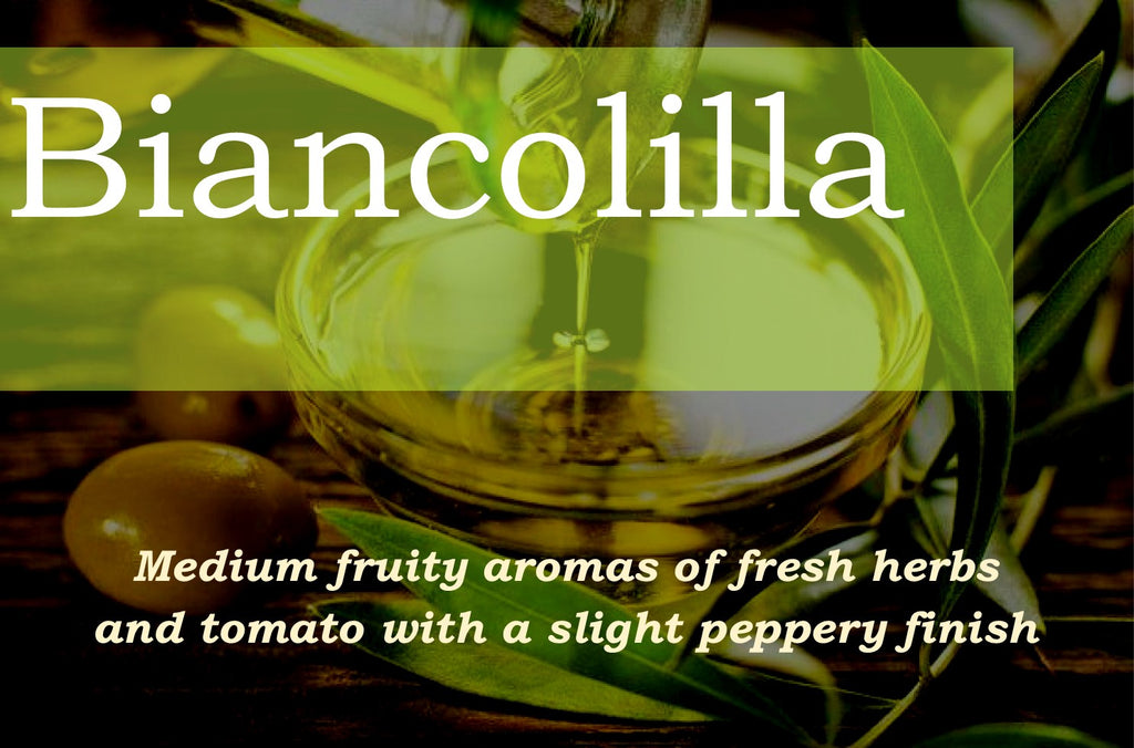 Biancolilla Extra Virgin Olive Oil