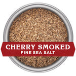 Cherrywood Smoked Sea Salt