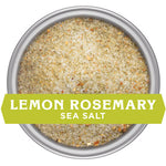 Lemon Rosemary Sea Salt