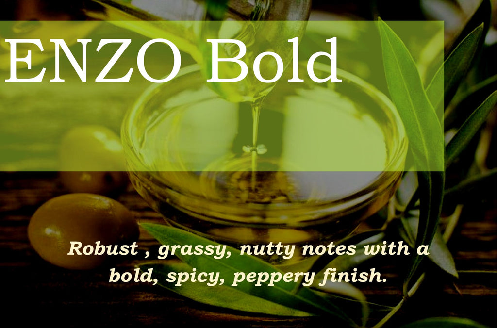 ENZO Bold Extra Virgin Olive Oil