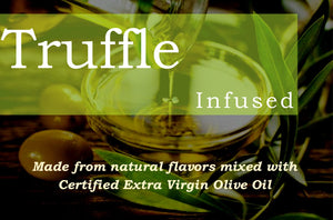 Truffle Infused Olive Oil