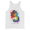 Our Fight Unisex Tank Top (White)