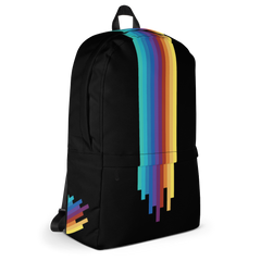 Stripes Backpack