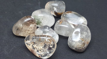Why You Need to Include Included Quartz in Your Life