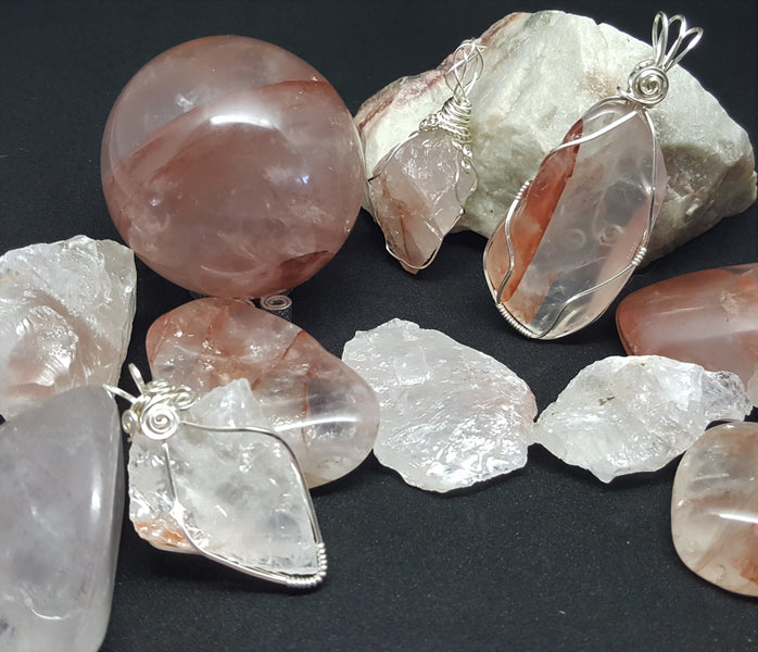 Fabulous Fire Quartz: The Crystal You Never Knew You Needed