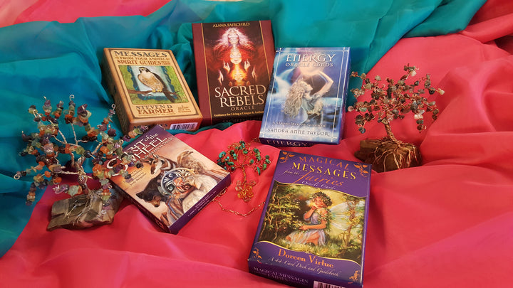 oracle card reading for guidance