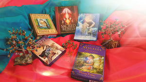 Personalized Three Card Oracle Card E-Mail Reading