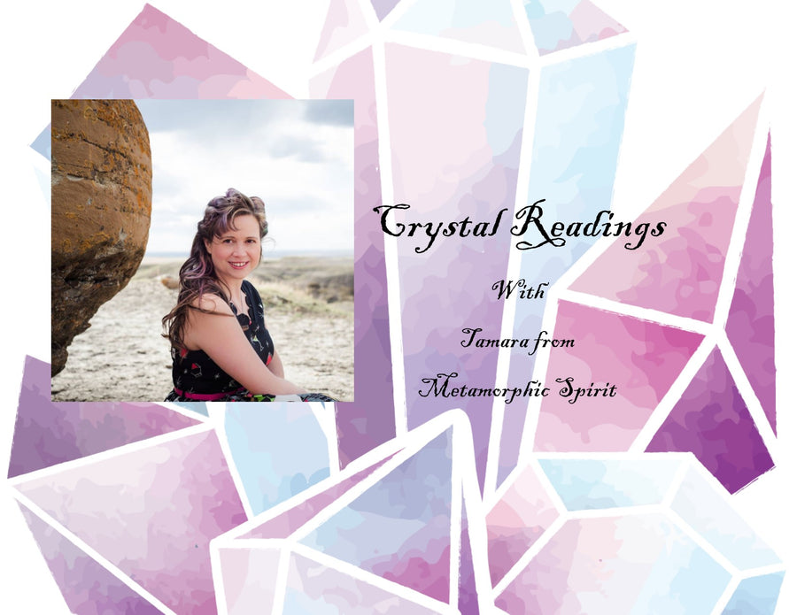 Video Crystal Reading