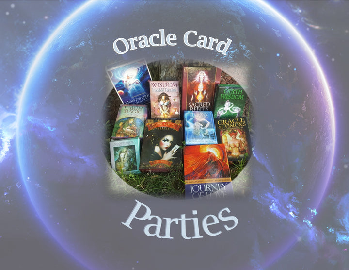 Oracle Card Reading Party