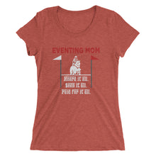 Paid for it all - Mom - Front printed - Ladies' short sleeve t-shirt - Form fitting
