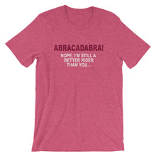 ABRACADBRA - Unisex - Short sleeve t-shirt - Relaxed fit
