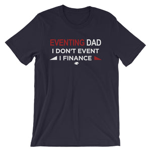 I finance - Dad - Unisex - Short-Sleeve Unisex T-Shirt - Relaxed fit