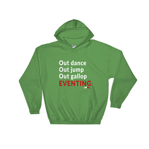 Out dance - Unisex Hooded Sweatshirt