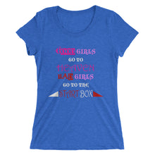 Good girls - Ladies' short sleeve t-shirt - Form fitting