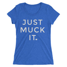 Muck It - Ladies' short sleeve t-shirt - Form fitting