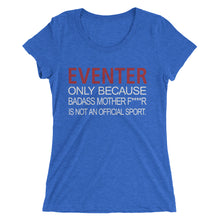 BADASS - Ladies' short sleeve t-shirt - Form fitting