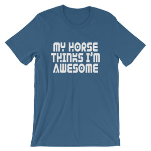Awesome - Unisex - Short-Sleeve Unisex T-Shirt - Relaxed fit
