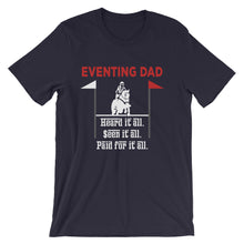 Paid for it all - Dad - Unisex - Short sleeve t-shirt - Relaxed fit