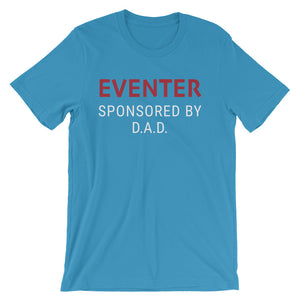 Sponsored by DAD - Unisex - Short sleeve t-shirt - Relaxed fit
