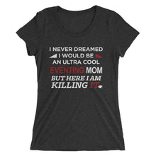Killing it - Ladies' short sleeve t-shirt - Form fitting