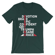 Eventing - Front printing - Unisex - Short sleeve t-shirt - Relaxed fit