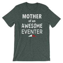 Mother Awesome Eventer - Unisex - Short sleeve t-shirt - Relaxed fit