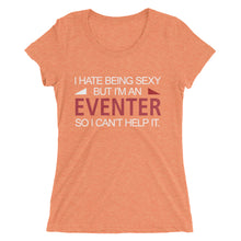 Sexy Eventer - Ladies' short sleeve t-shirt - Form fitting