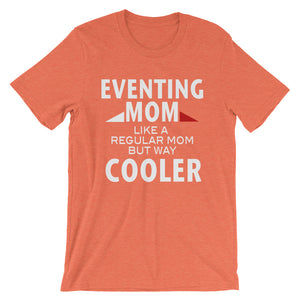 Eventing Mom Cooler - Unisex - Short sleeve t-shirt - Relaxed fit