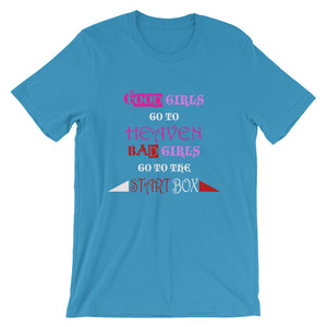 Good girls - Unisex - Short sleeve t-shirt - Relaxed fit
