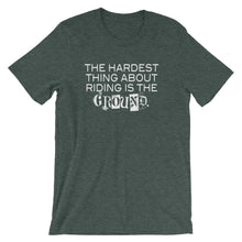 Hardest thing - (SJ) - Unisex - Short sleeve t-shirt - Relaxed fit