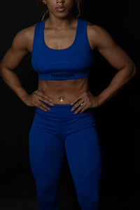 Royal Blue Sports Bra